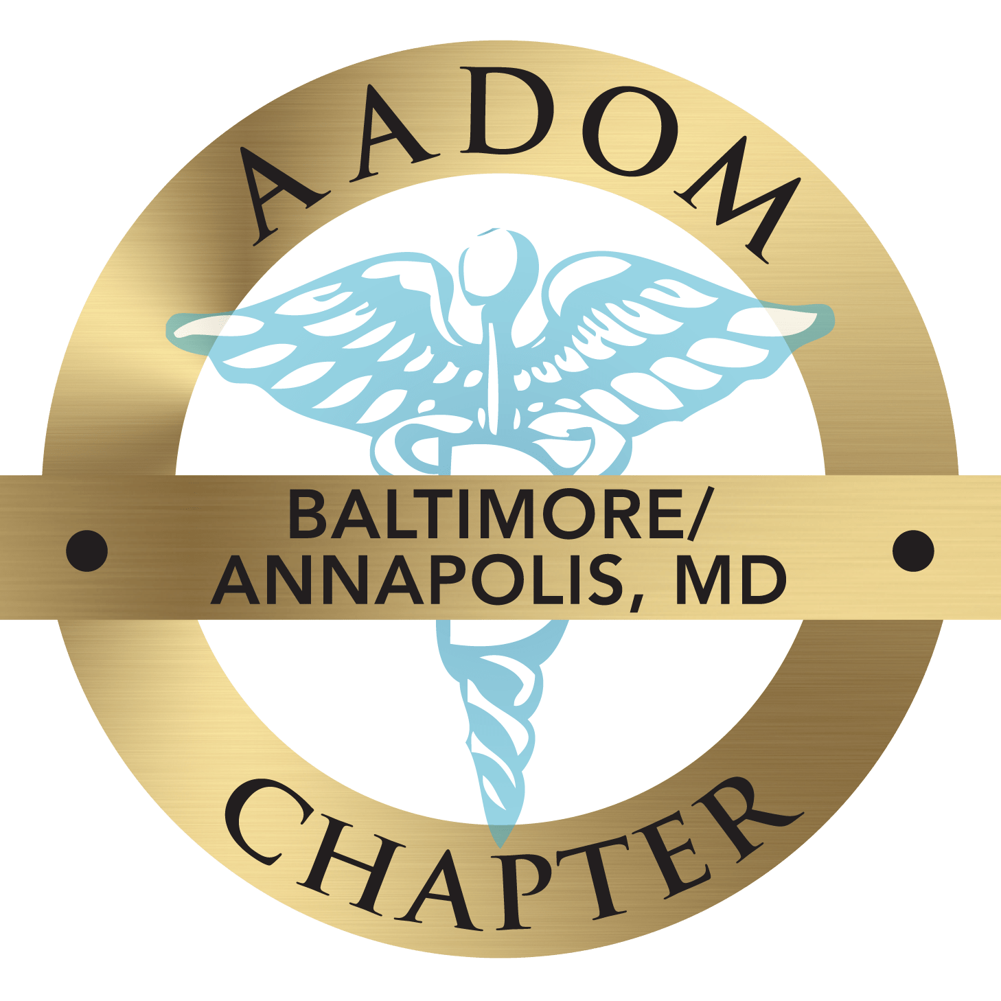 Baltimore Annapolis MD AADOM Chapter logo