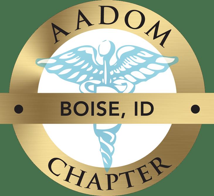 Boise ID AADOM Chapter logo
