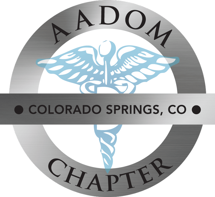 Colorado Springs, CO AADOM Chapter logo