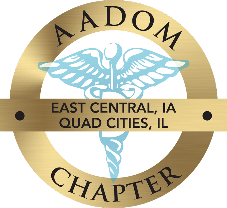 East Central IA/Quad Cities, IL AADOM Chapter logo