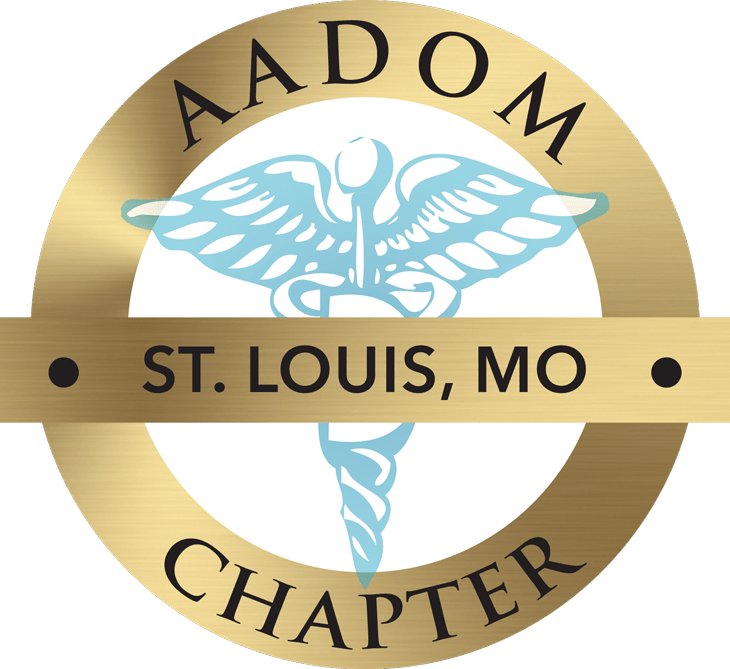 St. Louis MO AADOM Chapter logo