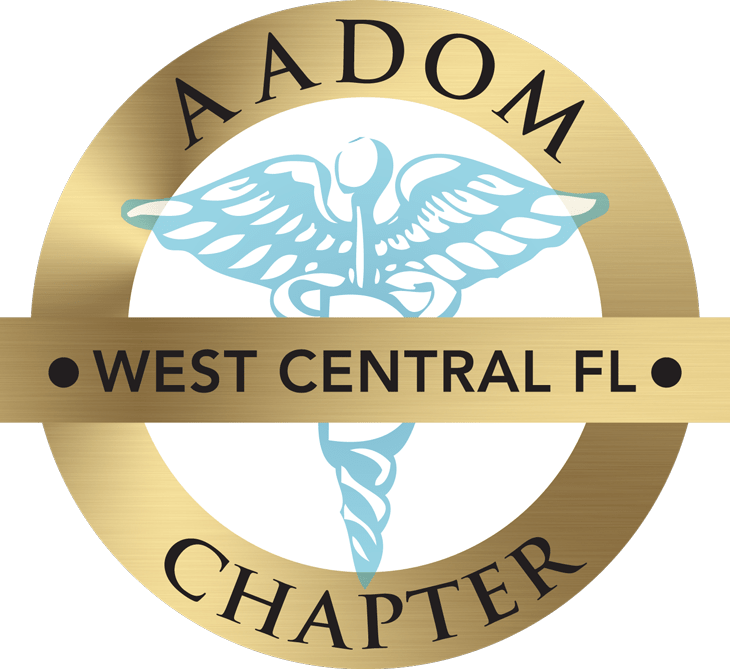 West Central FL AADOM Chapter logo