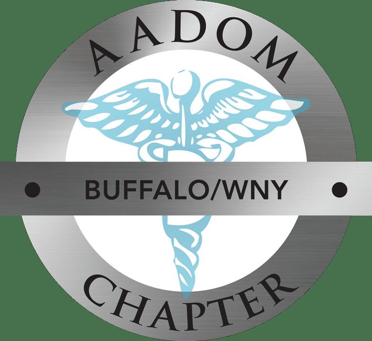 Buffalo NY AADOM Chapter logo