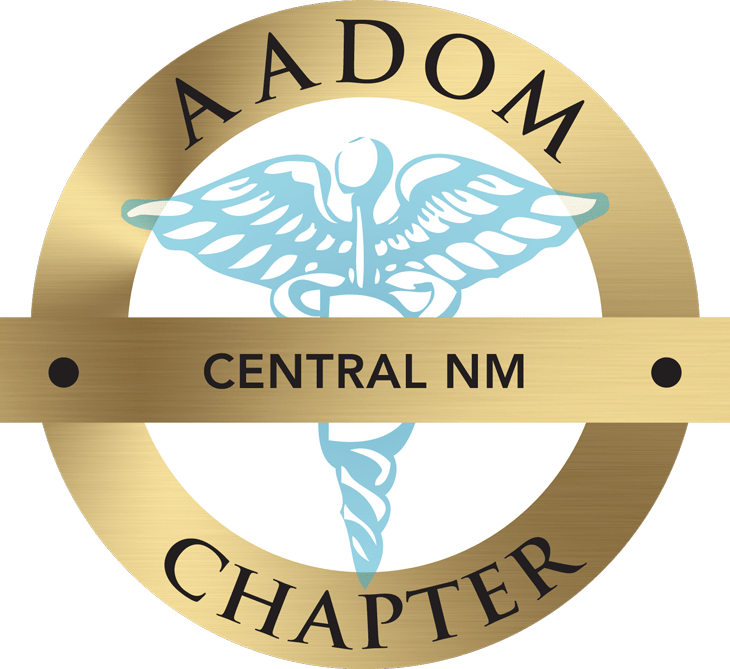 Central NM AADOM Chapter logo