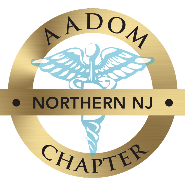 Northern NJ AADOM Chapter logo