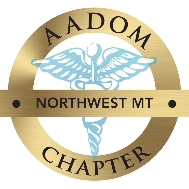 Northwest MT Chapter logo